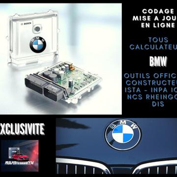 Vous recherchez un expert en codage en ligne et mise à jour en ligne des calculateurs BMW