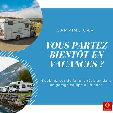 Trouver un garage équipé pour entretenir et réparer son camping car à Montpellier