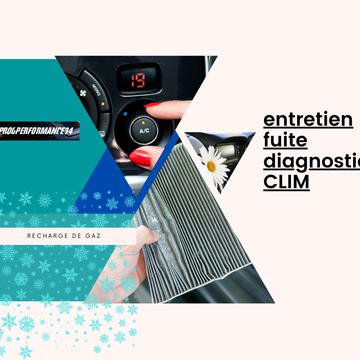 Votre garage Progperformance34 à Gigean entretient votre climatisation
