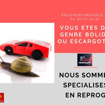 Votre expert reprogrammation auto sur Montpellier