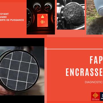 Réaliser un diagnostic de FAP filtre à particules et vanne EGR à Montpellier