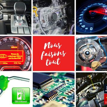 Progperformance, votre garage à Montpellier spécialiste en boite auto, electronique auto et mécanique de pointe