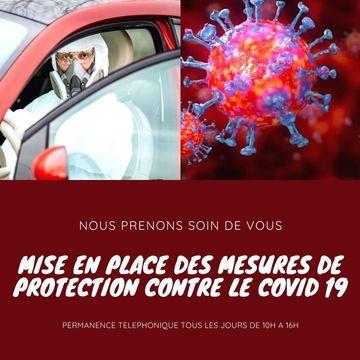 Votre garage Progperformance34 vous protège vous et votre véhicule du Coronavirus