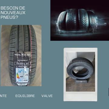 PROGPERFORMANCE34 monte, équilibre valve vos pneus et réalise la géométrie à Montpellier