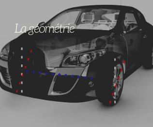Votre garage Progperformance34 réalise la géométrie de votre véhicule
