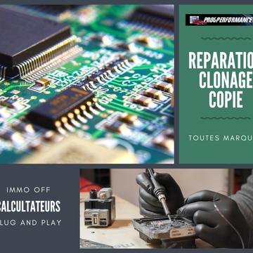 Votre garage Progperformance34 copie et répare votre calculateur moteur