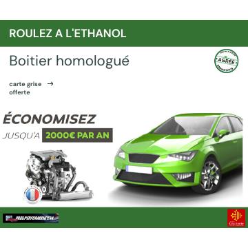 Rouler à l'ethanol avec Biomotors
