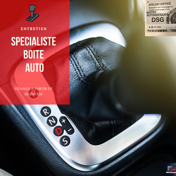 Vous recherchez un Spécialiste de l'entretien et la vidange de boite auto à Montpellier ?