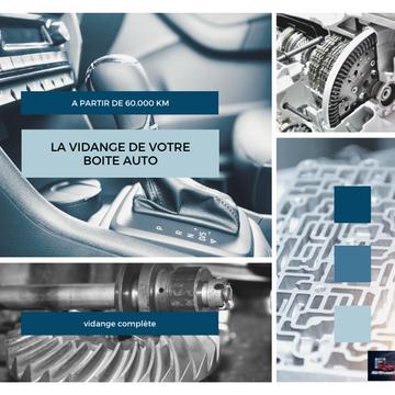 BOITES AUTOMATIQUES : vidange, entretien, réparation par un spécialiste certifié à Montpellier
